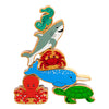 Lanka Kade Sealife - Bag of 6 - Adams Attic