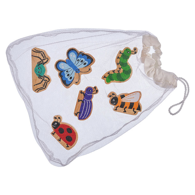 Lanka Kade Minibeasts - Bag of 6 - Adams Attic