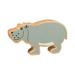 Lanka Kade Natural Grey Hippopotamus - Adams Attic