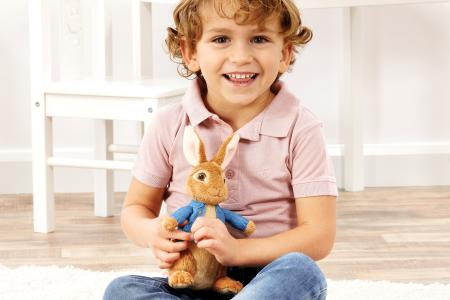 Peter Rabbit Movie Soft Toy - Adams Attic