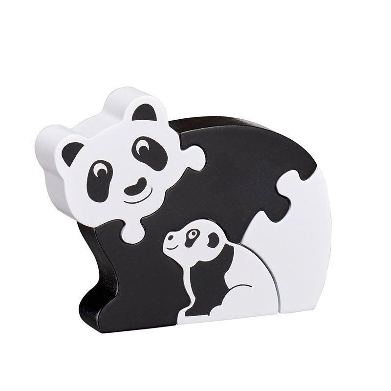Lanka Kade Panda and Baby Puzzle - Adams Attic