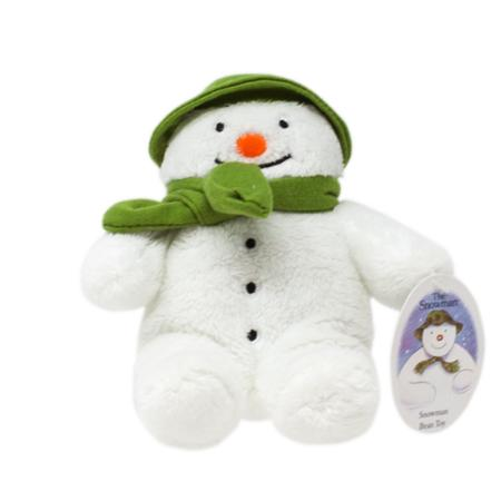 The Snowman Bean Toy - Adams Attic