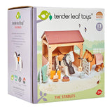 Tender Leaf Toys The Stables - Adams Attic