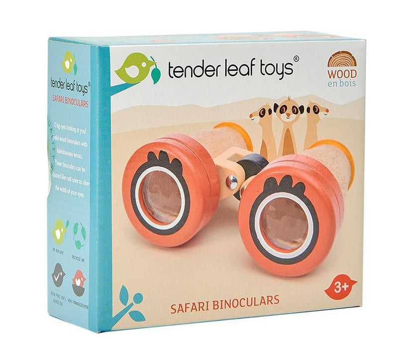 Tender Leaf Toys Safari Binoculars - Adams Attic