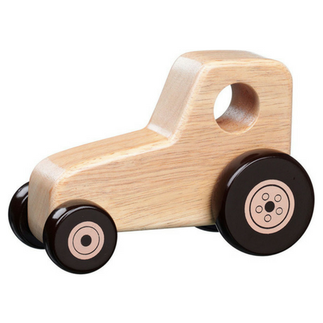 Lanka Kade Natural Wood Tractor