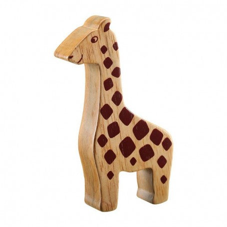 Lanka Kade Natural Giraffe - Adams Attic