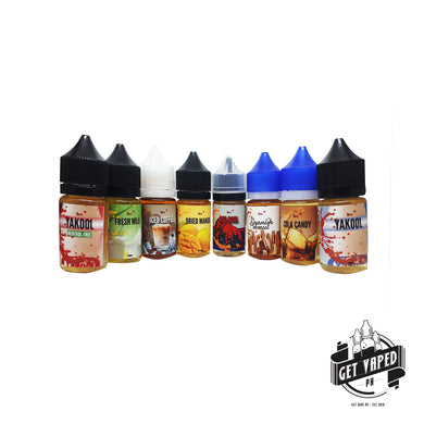 Vape Juices – Get Vaped PH - Cash On Delivery