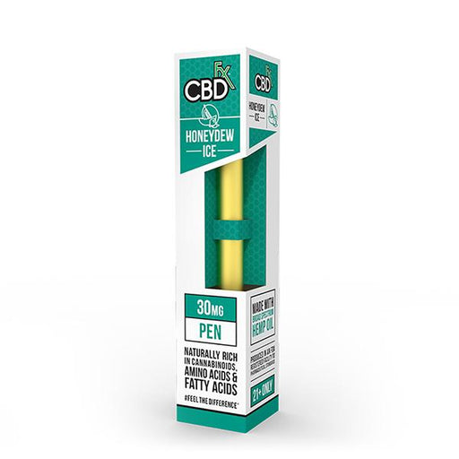 CBD +FX Disposable Pen 30mg Honeydew Ice