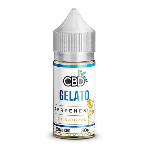 CBD +FX Gelato Terpenes 100% Natural 30ml