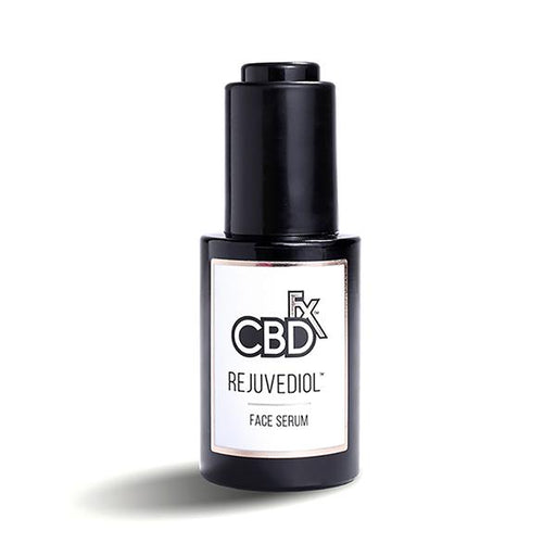 CBD +FX Rejuvediol Botanical Hemp Face Serum 250mg 30ml
