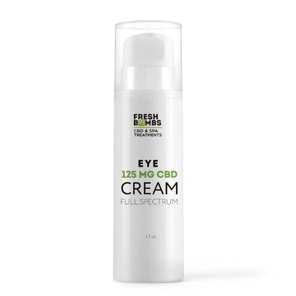Fresh Bombs CBD Eye Cream Full Spectrum 125mg 30ml
