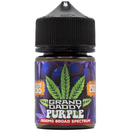 Orange County CBD Grand Daddy Purple 50ml