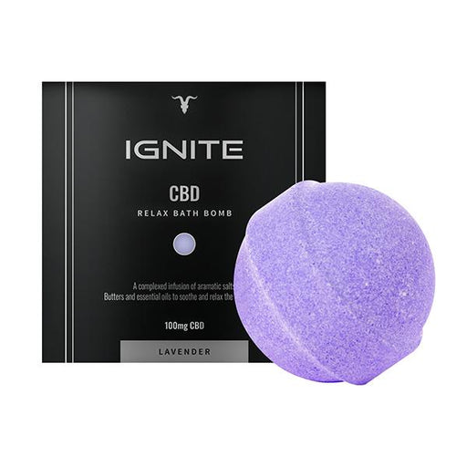 Ignite CBD Bath Bomb 100mg