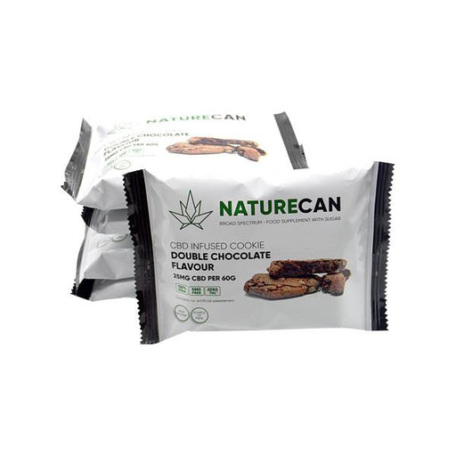 Naturecan CBD Infused Cookie 25mg 60g