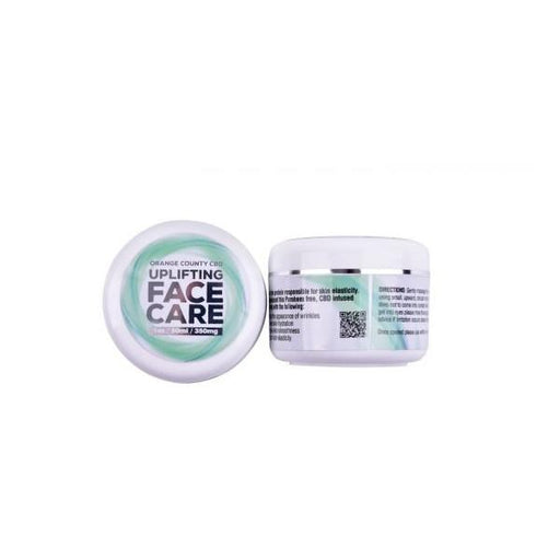 Orange County CBD Uplifting Face Care 350mg 50ml