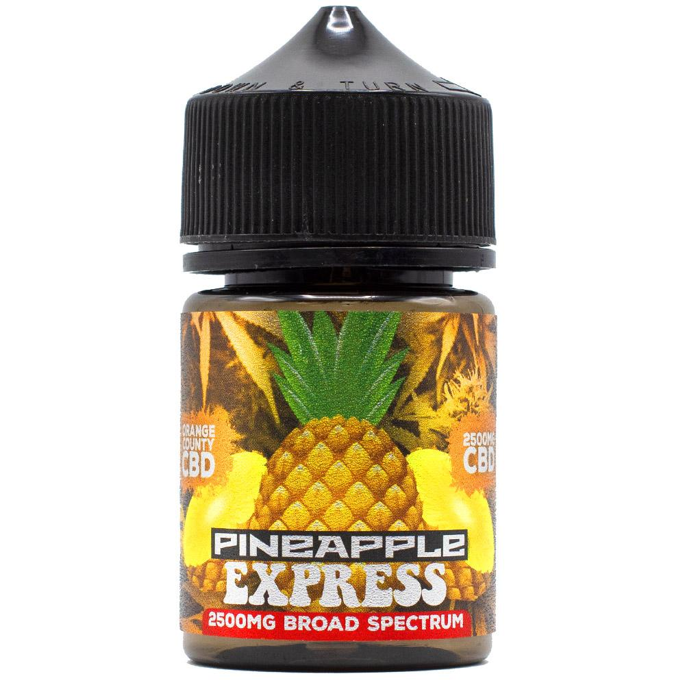Orange County CBD Pineapple Express 50ml