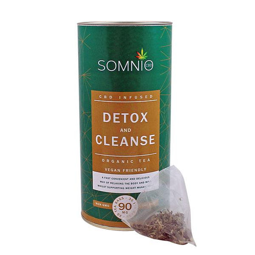 Somnio CBD Infused Organic Tea 30pcs