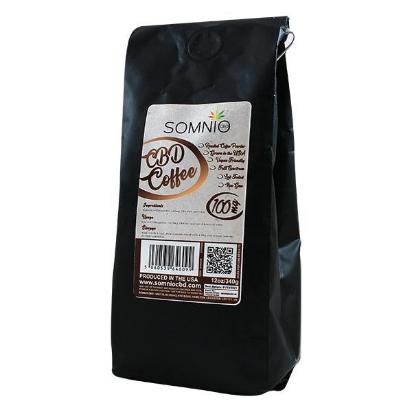 Somnio CBD Fresh Coffee Powder