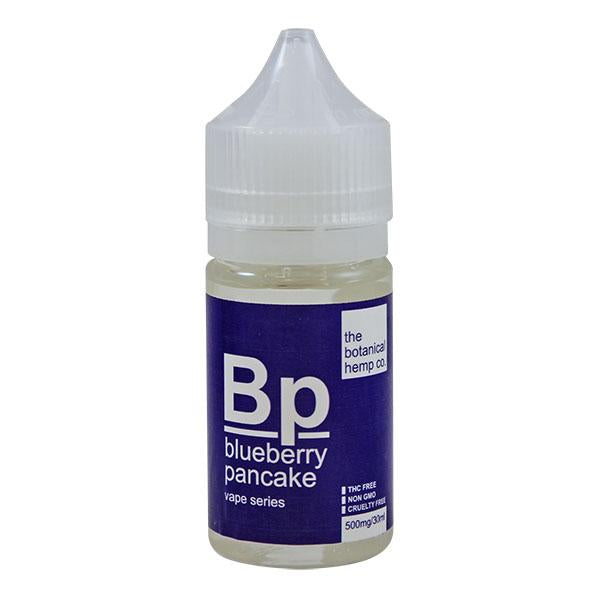The Botanical Hemp Co. Blueberry Pancake 30ml