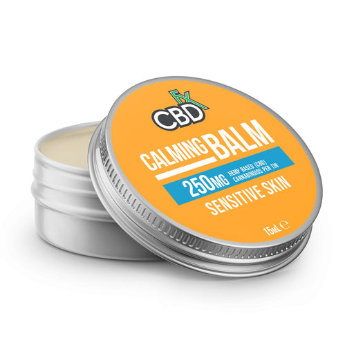 CBD +FX Calming Balm Sensitive Skin 250mg 15ml