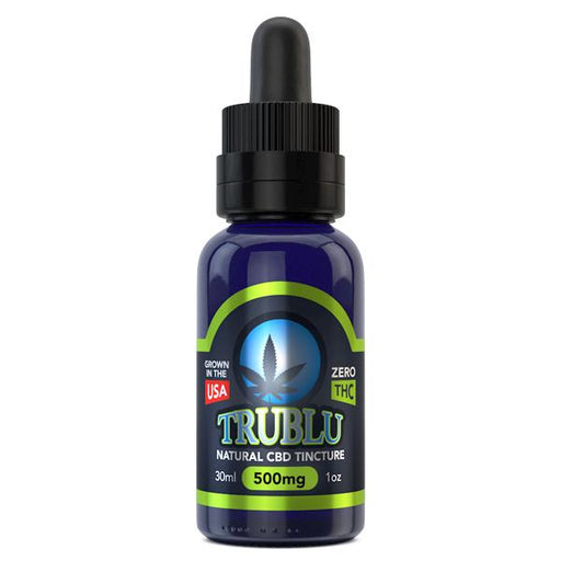 Blue Moon Hemp TruBlu Tincture Natural 30ml