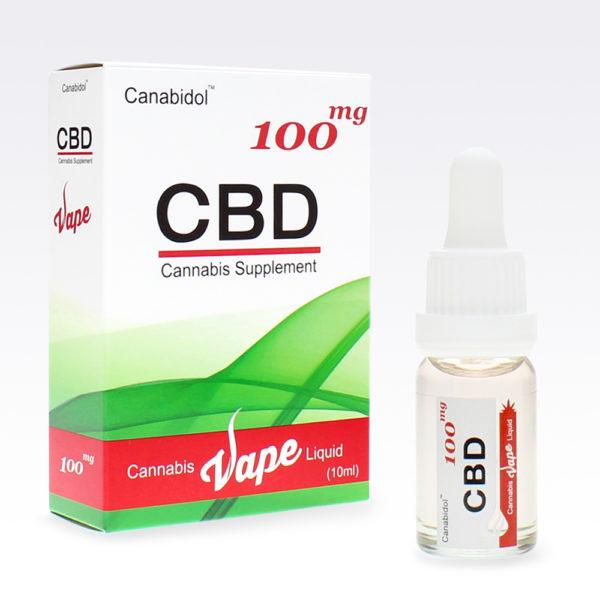 Canabidol CBD Vape Liquid 10ml