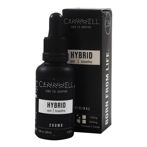 Cannwell Hybrid EAT BREATHE Original CBD 30ml