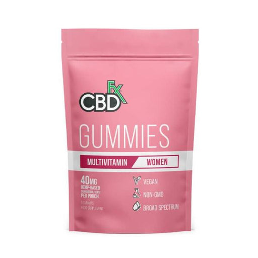 CBD FX Multivitamin Gummies 40mg 8ct