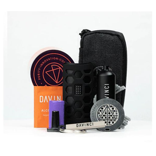 DAVINCI Precision Vaporizer MIQRO Explorers Collection Set