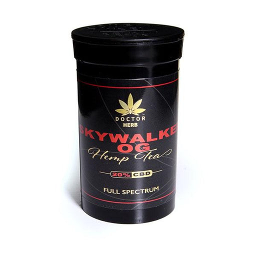 Doctor Herb Skywalker OG Hemp Tea 20% CBD