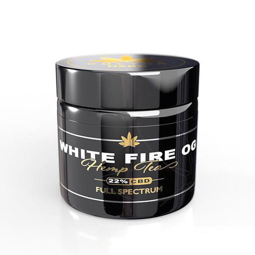 Doctor Herb White Fire OG Hemp Tea 22% CBD