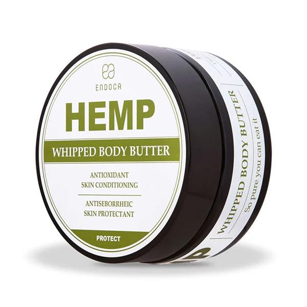 Endoca CBD Hemp Whipped Body Butter 100ml