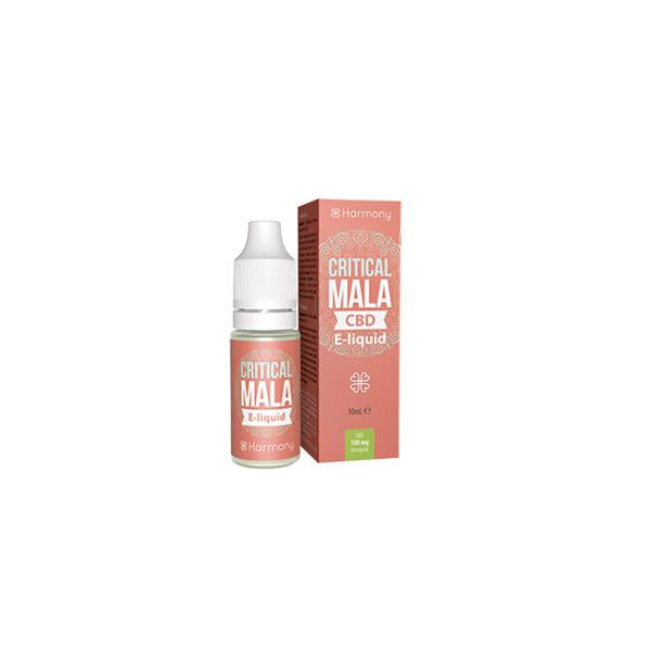 Harmony Critical Mala CBD 10ml