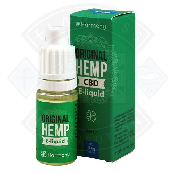 Harmony Original Hemp CBD 10ml
