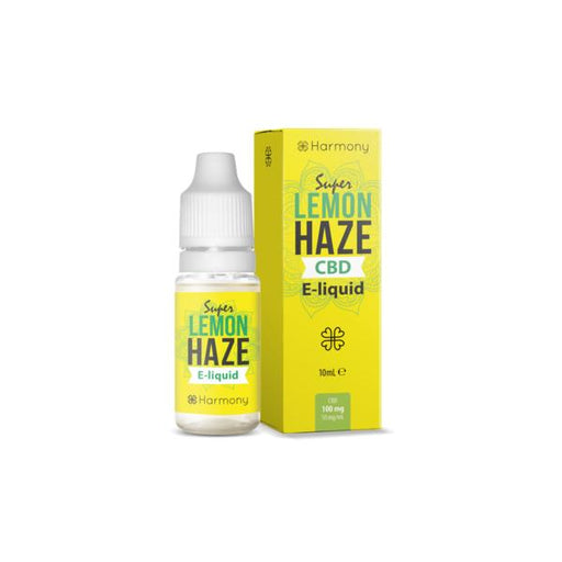 Harmony Super Lemon Haze CBD 10ml