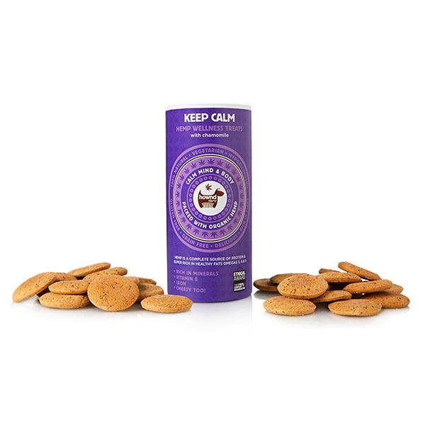 Hownd Hemp Wellness Treats 130g