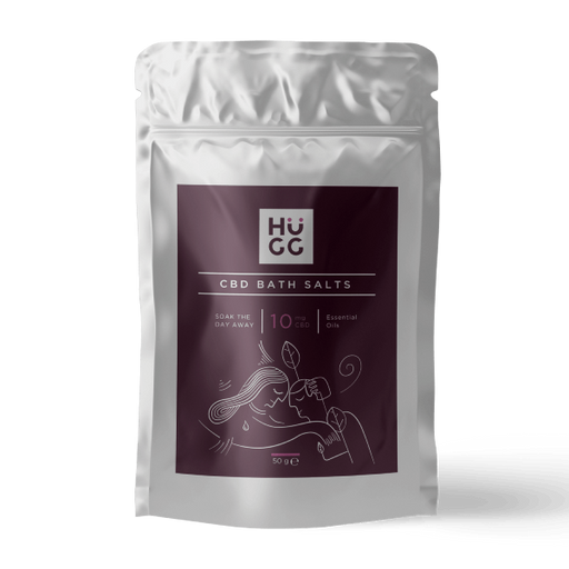 HUGG CBD Bath Salts 50g