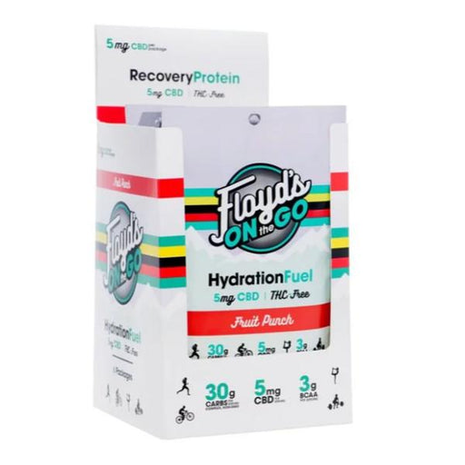 Floyd's On The Go Hydration Fuel 5mg 45g (6 PACK)