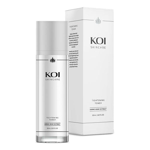 Koi Skincare Tightening Toner Hemp Extract 500mg 50ml