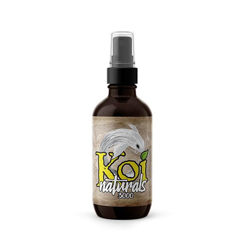 Koi Naturals Lemon-Lime Full Spectrum Cannabidiol Blend 60ml