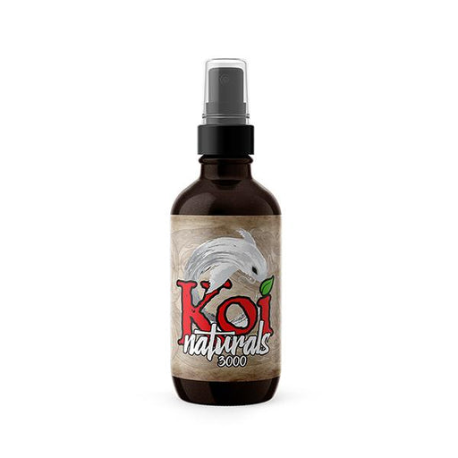 Koi Naturals Strawberry Full Spectrum Cannabidiol Blend 60ml