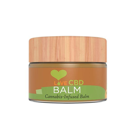 Love CBD Cannabis Infused Balm 100mg 10g