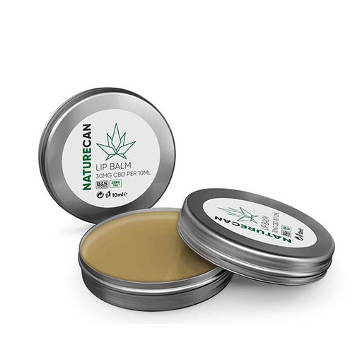 Naturecan CBD Lip Balm 30mg 10ml