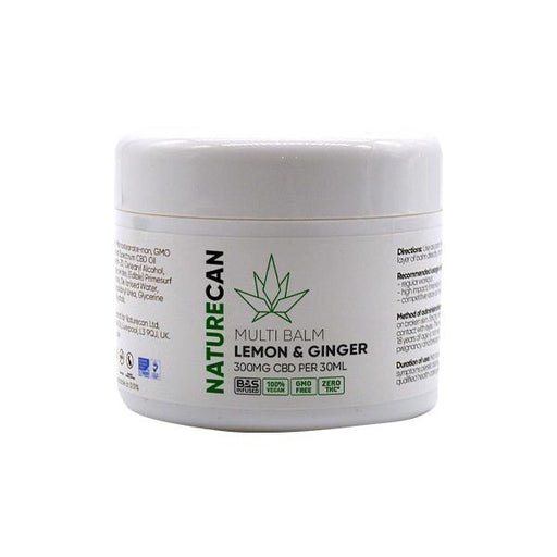 Naturecan CBD Multi Balm 300mg 30ml