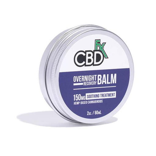 CBD +FX Overnight Recovery Balm CBD 150mg  60ml