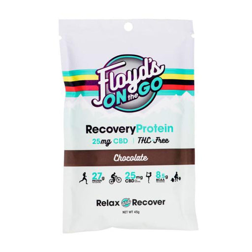 Floyd's On The Go Recovery Protein 25mg 45g