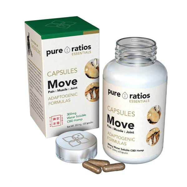 Pure Ratios Essentials Capsules 300mg 60 capsules