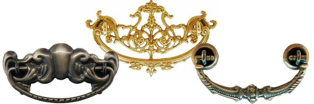 Victorian Handles for Furniture