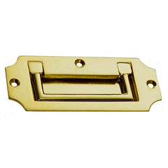 Campaign Handles offer a flush, recessed appearance