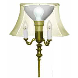Reflector Floor Lamp Parts